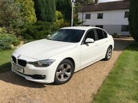 BMW 3 Series 320D Efficient Dynamics Auto 2013