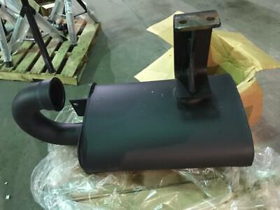 Cnh Oem 227293a1 Non-spark Arrestor Muffler For 580l 580sl 590sl Backhoe