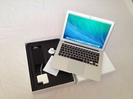 MacBook Air 13'3inch 256GB SSD Core i5 Intel HD Graphics 5000 1536 MB For Sale