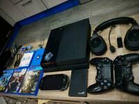 PS VITA BUNDLE!!!