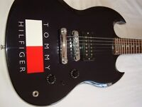 Gibson SGX Tommy Hilfiger Limited Edition electric guitar - USA - 1999 - 100 built