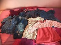 0-3 months large girls bundle. 2 full black bags. Very good condition. Some not even worn!