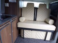 NEW ROCKANDROLL CAMPERVAN BED WITH SEATBELTS