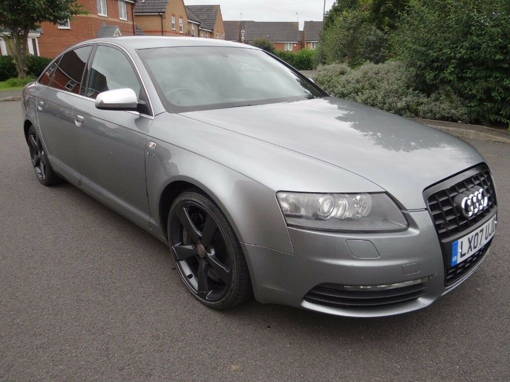 2007 audi s6 saloon 5 2 4dr v10 auto quattro awesome car. Black Bedroom Furniture Sets. Home Design Ideas