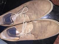Men's burton brown swade shoes