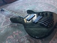 Jackson Bass Guitar (CBXNT) 5 String Neck-Through. Unused condition. Bargain!