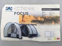 Sunncamp Focus Tent