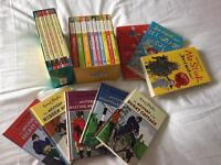 Large Collection of books for sale