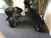 Golf bags for men,women and juniors plus clubsfrom £20