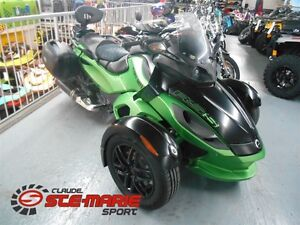 2012 can-am Spyder RS-S SM5 -