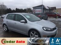 2012 Volkswagen Golf Sportline -  Managers Special London Ontario Preview
