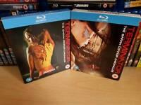 Terminator Sarah Connor Chronicles Blu 1 & 2