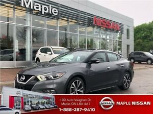 2018 Nissan Maxima 3.5 SL-LEATHER,BOSE,NAVI,Starter,Roof!
