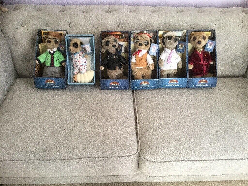 Meerkat toys