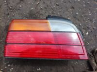 BMW E36 3-Series Coupé - Taillights, Tail Lights
