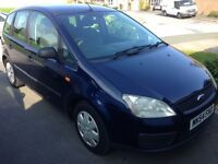 Ford CMAX 2004 Low Mileage