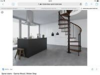 Misterstep Spiral Mini Staircase