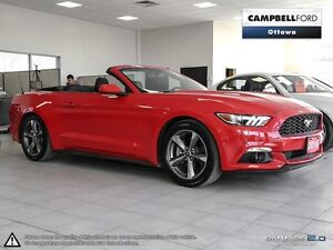 2016 Ford Mustang V6 17,000 KMS-LEATHER-AUTO-AIR