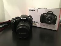 Canon EOS 1100D 12MP Camera £180 ONO