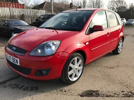 *WITH 3 MONTH WARRANTY** 2007 57 reg Ford Fiesta 1.4 ZETEC CLIMATE,FULL SERVICE HISTORY