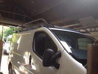 Renault trafic,vivaro Roof rack