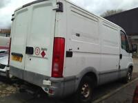Iveco daily van Breaking Spares or repairs