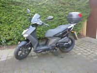 2013 Kymco Agility City 125cc Scooter