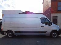 NO VAT! ONE OWNER Renault Master LWB van LM35 DCI 125 12 plate F/S/H AIR CON (27)