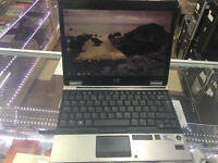 4GB HP ELITEBOOK 2530P LAPTOP WITH SIM CARD SLOT. DVD.RW/ 12.1""