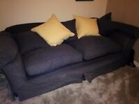 GIVE AWAY 4 SEATER SOFA