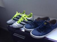 2 x trainers £10