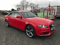 2010 Audi A4 2.0 TDI SE 143bhp **Finance and Warranty** (golf,320d,passat)