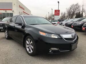 2013 Acura TL TECH PACK | NAVI | LEATHER | CLEAN CARPROOF