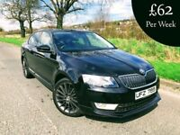 ****2014 Skoda Octavia Black Edition TDI CR ***Finance from £62 Per Week****