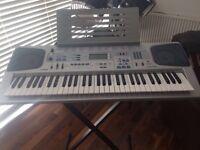 Casio CTK-591 Electric Keyboard