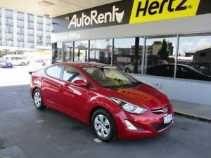 2015 Hyundai Elantra Sedan Hobart CBD Hobart City Preview