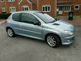 For Sale - Peugeot 206 GTI/HDI Very Rare Low Miles 70K