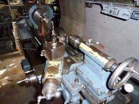Lathe Metal Cutting Boxford Mk2 B Model