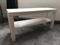 IKEA shelf/tv bench