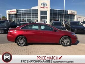 2015 Toyota Camry SE - LEATHER - NO ACCIDENTS