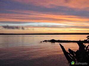 209 000$ - Terrain résidentiel à vendre à Lac St-François
