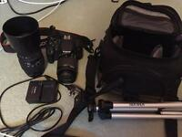 Canon EOS 700D DSLR Camera & Photography Bundle