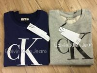 Calvin Klein Full Sleeve Sweatshirt Jumpers UNISEX MEN WOMEN for WHOLESALE ONLY