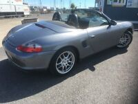 Immaculate Porsche Boxster S 986 3.2 Tiptronic Anniversary Edition For Sale (2004)