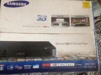 Samsung BD-H8500 3D Blu-Ray Player/Recorder
