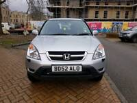 Honda CR-V I-VTE - Silver Estate - MPV 2002 - 2.0 Petrol - Excellent Runner