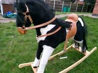 MJMARK ROCKING HORSE PERFECT FREE DELIVERY