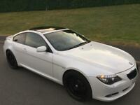 2008 BMW 630 M SPORT E63 LCI FACELIFT, INDIVIDUAL, PAN ROOF, HPI CLEAR, FULL SERVICE HISTORY, IDRIVE