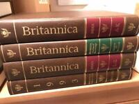 Encyclopaedia Brittanica 1993 complete collection