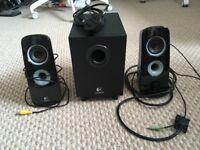 Logitech 2.1 Speaker System - Z323
